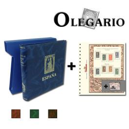 SPAIN 1991 N (250/258) OLEGARIO SPANISH