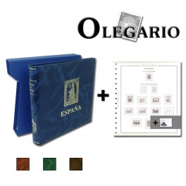 MB 32/4 BCN'92 1991 N 255abc OLEGARIO SPANISH