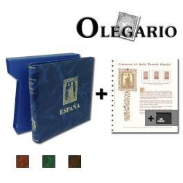 AIR MAIL ENV.1999 N 352AE OLEGARIO SPANISH
