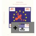 TEST 1995 301-P PAINTING S/M OLEGARIO SPANISH