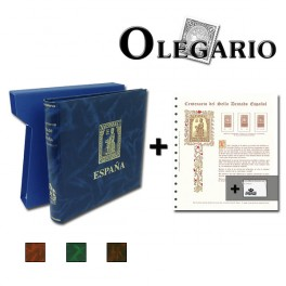 TEST 1995 301-P PAINTING S/M OLEGARIO SPANISH