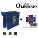 MB 40/2 BCN'92 1992 N 259abc OLEGARIO SPANISH