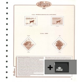 MB 59 LORCA'S CENT. 1998 N 335a OLEGARIO SPANISH