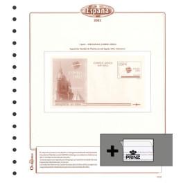 AIR MAIL ENV.1997 N 318AE OLEGARIO SPANISH