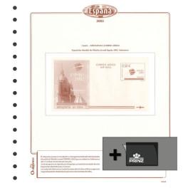 EP 1997 N 34/35 TOURISM ZAPABUSG OLEGARI SPANISH