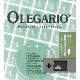 TEST 2000 381-P STA.MARIA S/M OLEGARIO SPANISH