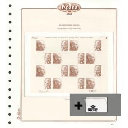 TEST 1994 280-P STAMP DAY OLEGARIO SPANISH
