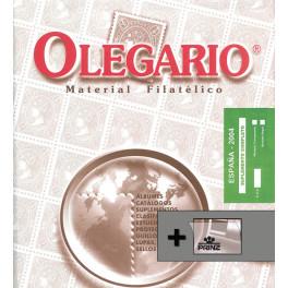 SPAIN 1850/38 SF BINDER NIL CS OLEGARIO SPANISH