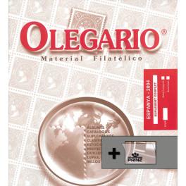 EP 1986-2005 SF/BLACK 21-39 OLEGARIO SPANISH