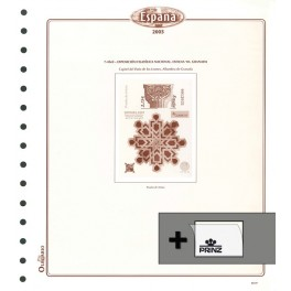 FSD 2000 374/9-P SH. WITHOUT PERF. N OLEGARIO SPANISH