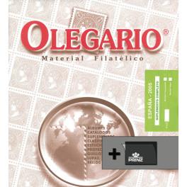 EP 1960-1985 SF 1-20 OLEGARIO SPANISH