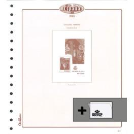 EP 1986-2005 SF 21-39 OLEGARIO SPANISH