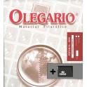 SPAIN 1850/38 SF BLACK OLEGARIO SPANISH