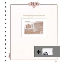 PROBE 2003 SF 431P PR. NOBEL OLEGARIO SPANISH