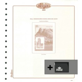 SPAIN 1850/38 SF BINDER NIL CS OLEGARIO SPANISH