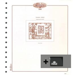 SPAIN 1986/1993 SF BL. BIND.NIL CS OLEGARIO SPANISH