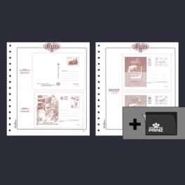 SPAIN 1936/49 SF BL. BIND.NIL CS OLEGARIO SPANISH
