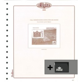 SPAIN 1994/01 SF BL. BINDER NILO CT OLEGARIO CATALAN