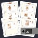 SPAIN 1950/65 SF BL. BIND.NIL CS OLEGARIO SPANISH