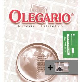 SPAIN 1986/93 SF OLEGARIO SPANISH