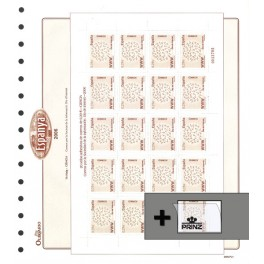 SPAIN 2001 SF/BL OLEGARIO SPANISH
