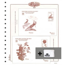 SPAIN 2001 TEST AN. KINGS SF OLEGARIO SPANISH
