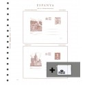 SPAIN 2000 STAMPS YEAR COMPLET 1/2MS -S-