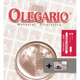 SPAIN 2004 SF BLACK OLEGARIO SPANISH