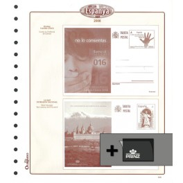 SPAIN 2004 TEST VIDRIERAS M/B OLEGARIO SPANISH