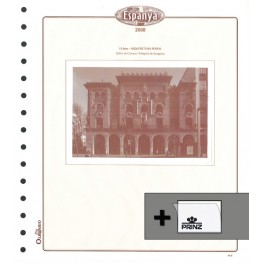 SPAIN 2005 SF BLACK OLEGARIO SPANISH