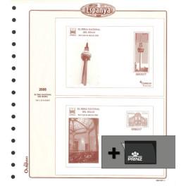 EP 2005 SF 38/9 POSTMAN LUNNIS OLEGARIO SPANISH
