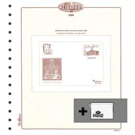 SPAIN 1994/01 SF BL. BINDER NILO CS OLEGARIO SPANISH