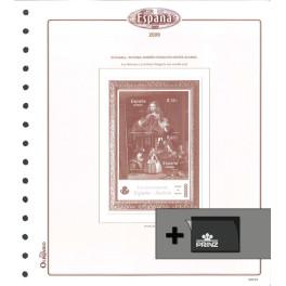SHEET 426a SF SALAMANCA 2002 ADH. OLEGARIO SPANISH