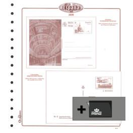 SEP S.FILATELIC.BCN'08 M/N OLE SPANISH