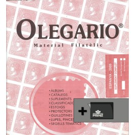 SPAIN 2008 SF CT OLEGARIO CATALAN