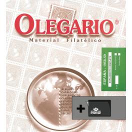 TEST GLASS/WIND'08 SF/BL OLEGARIO SPANISH