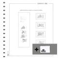 ESPANYA 1943 Ed.0961/69X ANY ST. COMPOSTELA XARNER