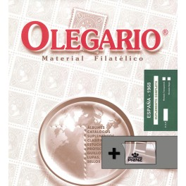 SELFADH.STAMPBLOCKS SF OLEGARI0 SPANISH