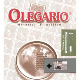 SEP EXFILNA OVIEDO 2008 SF BLACK OLEGARIO CATALAN