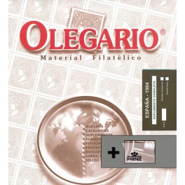 SPAIN 2009 SF BLACK OLEGARIO SPANISH