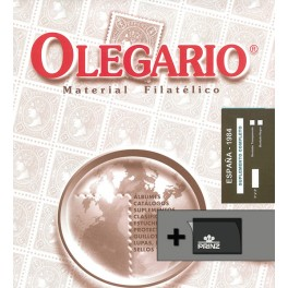 EP 2010 48 RECYCL.XACOB. SF/W OLEGARIO SPANISH