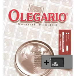 SEP EXFILNA/NADAL'09 SF/BL OLEGARIO SPANISH