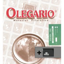 SPAIN 1965 SF OLEGARIO SPANISH