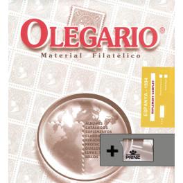 SPAIN 1986 SF BLACK (207/13) OLEGARIO SPANISH