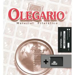 SPAIN 1979 SF BLACK OLEGARIO SPANISH