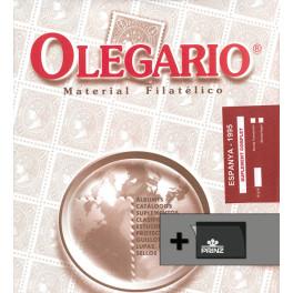 SPAIN 1989 SF (232/40) OLEGARIO SPANISH