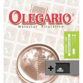 SPAIN 1983 SF OLEGARIO SPANISH