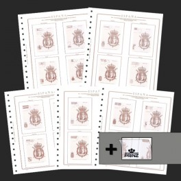 EP 2009 SF/B 47 HERITAGEARCH. OLEGARIO SPANISH
