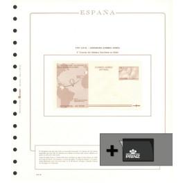 SPAIN 1993 SF BLACK OLEGARIO SPANISH