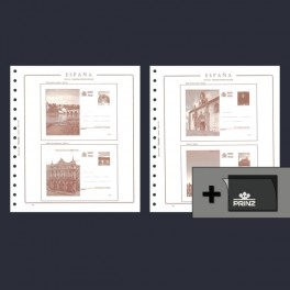 SPAIN 1984 SF OLEGARIO SPANISH